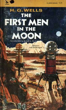The First Men in the Moon (Literature) - TV Tropes
