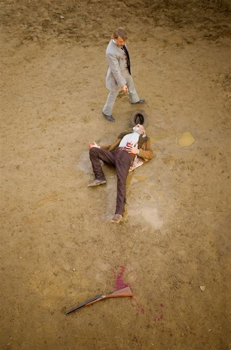 DJANGO UNCHAINED - Bloody New Clips and Photos Go Behind