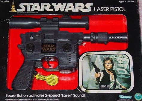 Set Phasers to Stun: The Five Greatest Toy (Space) Guns of