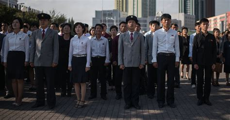 Decoding Dress in North Korea - The New York Times