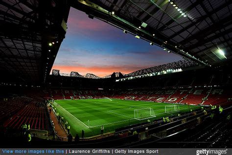 TV Producers Fear Crowd Noise From Manchester United's