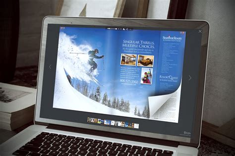 Small Businesses Benefit from Page Flip Software