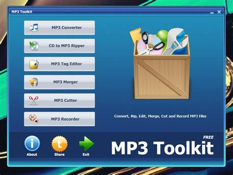 MP3 Toolkit - Letzte Freeware - Download - CHIP