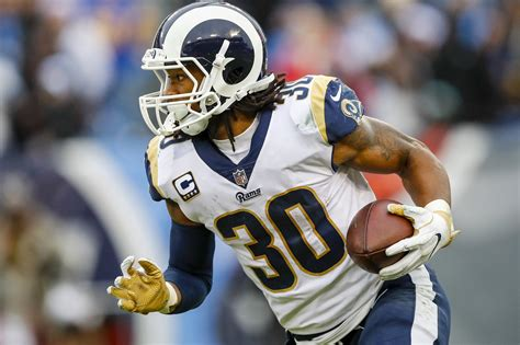 Todd Gurley, not Tom Brady, should be NFL MVP for 2017