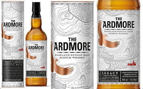 New expression and new look for Ardmore brand