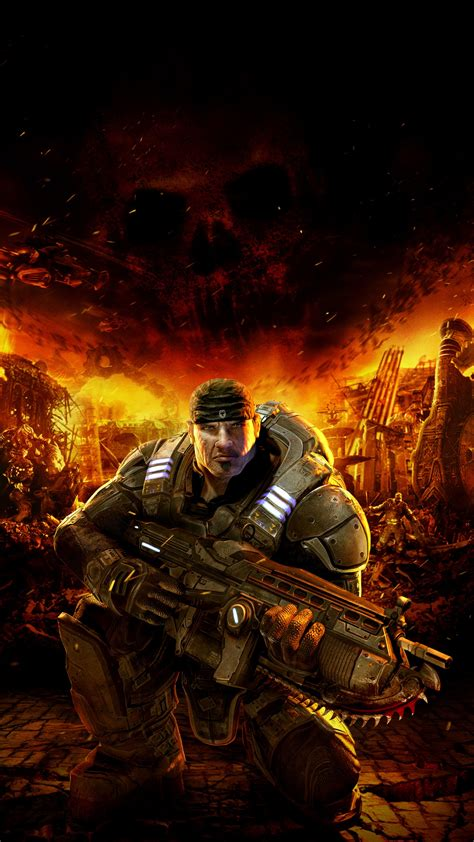 Wallpaper Gears of War, Ultimate Edition, Xbox, 5K, Games