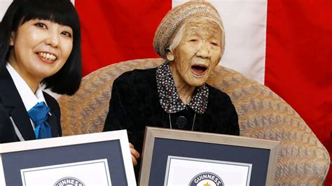 Kane Tanaka Is the World's Oldest Living Person at 116