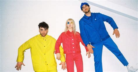 Paramore Announce New LP 'After Laughter' With 'Hard Times