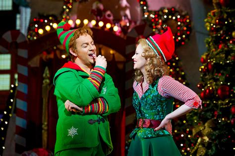 Elf: The Musical – Carry On Costumes