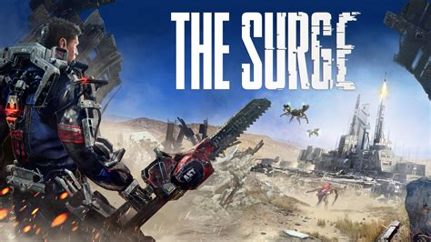 The Surge 2017 Game 4K Wallpapers   HD Wallpapers   ID #19999