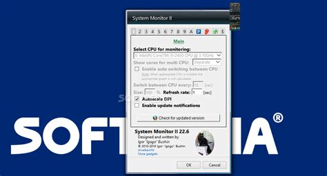 Download System Monitor II 28