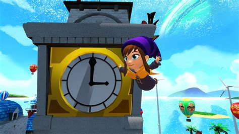 NiGHTS Hat Mod - A Hat in Time Mods   GameWatcher