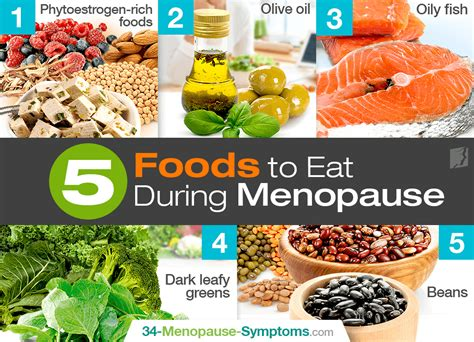 5 Foods to Eat during Menopause   Menopause Now