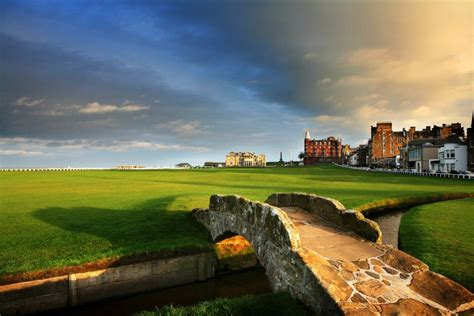 Fife business - St Andrews Links - The Old Course