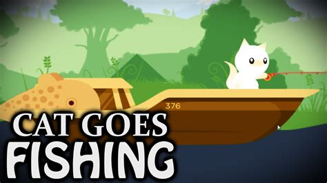 Boat Time - Cat Goes Fishing - YouTube