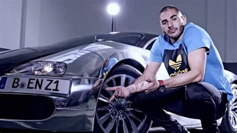 Real Madrid Benzema involved in minor collision near