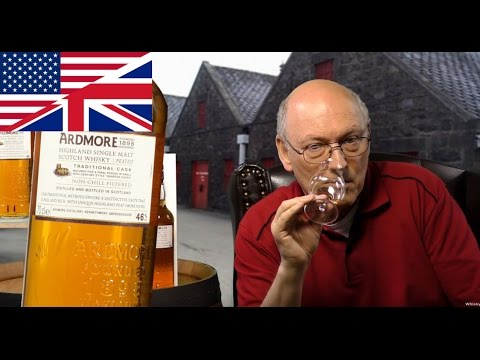 Ardmore Distillery - Ardmore Peated Traditional Cask