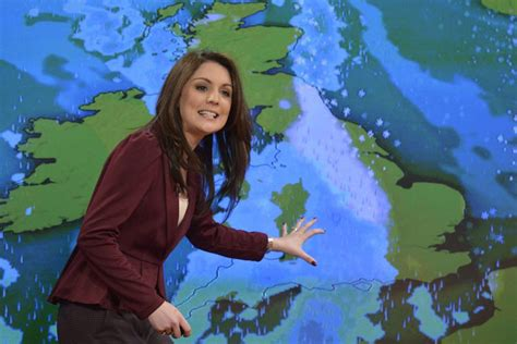 Science can be cool: TV weather girl Laura's message to