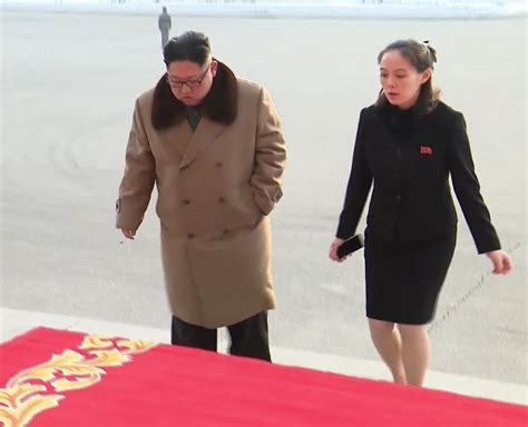 Will Kim Jong-un Send His Sister To Attend Winter Olympics