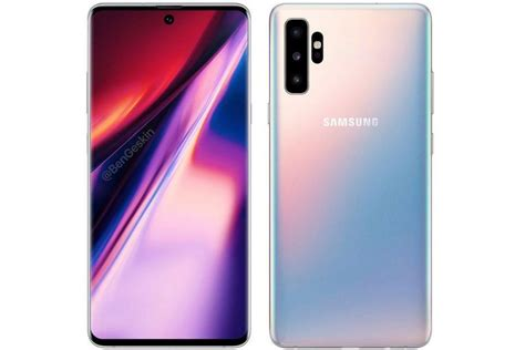 Samsung Galaxy Note 10 5G Editions Spotted on Geekbench