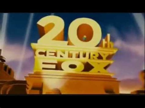 20th Century Fox Logo (The Simpsons Movie Variant, with