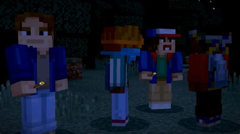 Minecraft gets an official Stranger Things skin pack | PC