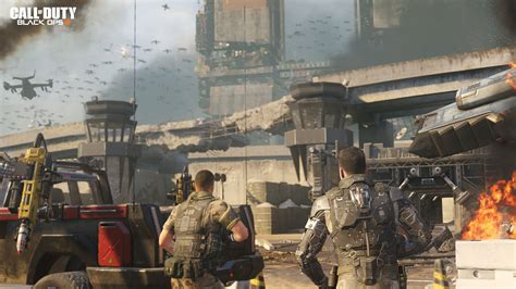 Call of Duty: Black Ops 3 Gameplay Trailer and First