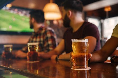 Could watching live football in pubs soon be a thing of
