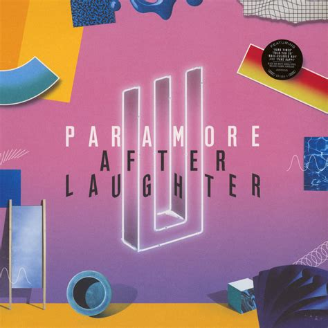 Paramore - After Laughter - Vinyl LP+CD - 2017 - US