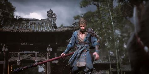 Black Myth: Wukong's One-Shot Camera Was Inspired By God