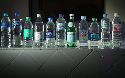 Bottled water with microplastics on sale in Portugal - The