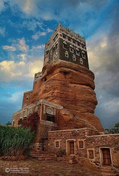 Great Ancient Palace In The Yemen (With images) | Yemen