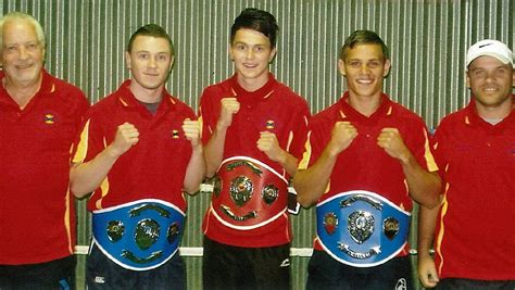 Westside boxers earn an overseas trip | The Northern Daily