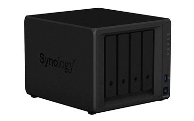 Synology DiskStation DS418play - Serveur NAS Synology sur