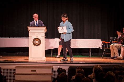 Middle School Recognition Day - MICDS