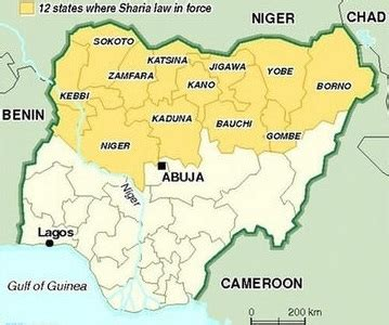 Sharia and the Nigerian Constitution: Strange Bedfellows
