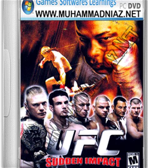 UFC Sudden Impact PC Game Free Download