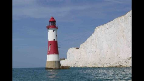 Great Lighthouses in England - YouTube