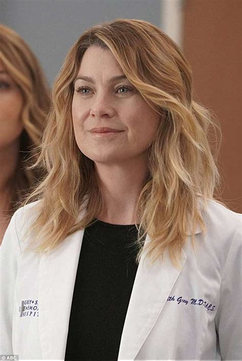Ellen Pompeo shares heartwarming posts saying goodbye to a