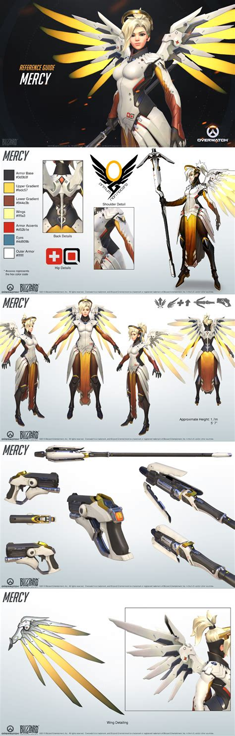 Want to make some Overwatch fan art? Check out Blizzard's