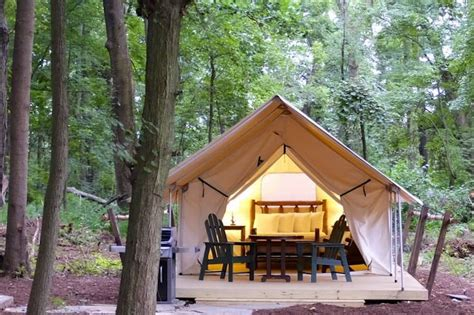 Airstreams, cabooses, and teepees, oh my! Here's our guide