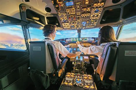 TUI fly Belgium invests in the training of its pilots and