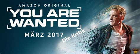Kritik: YOU ARE WANTED – Satffel 1 (2017