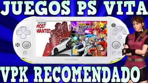 Instalar Juego PS Vita NFS Most Wanted VPK Full Game - YouTube
